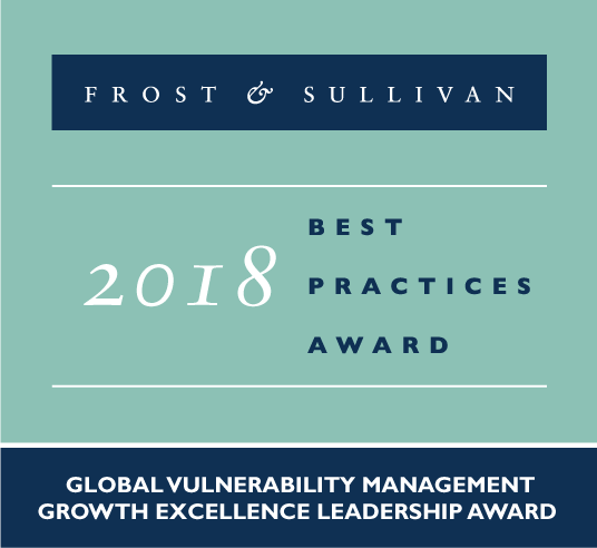 2018 Frost & Sullivan Best Practices Award