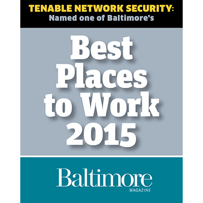 Baltimore Magazine Best Workplace award