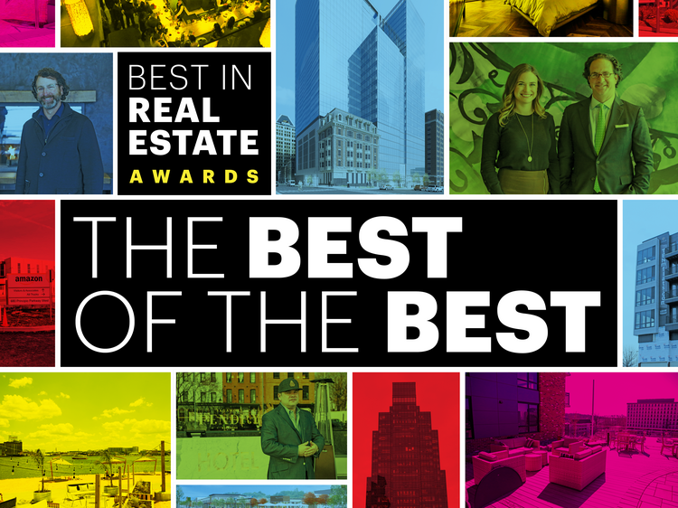 Baltimore Business Journal's Best in Real Estate Award