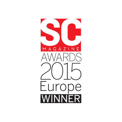 SC Magazine Awards 2015 Europe Winner